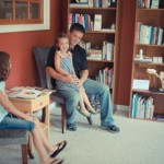 Family Chiropractic is a whole family affair