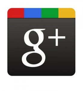 Follow me on GooglePlus