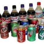 sugar and soft drinks